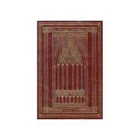 Livro A Divina Comédia - Dante Alighieri - Abril