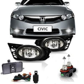 Kit Farol De Milha Honda New Civic 2011