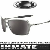 Óculos De Sol Polarized Inmate Probation Livro Eli