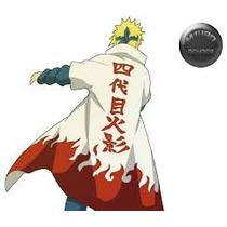 Chamarra Gabardina Minato Hokage Naruto Talla-grande