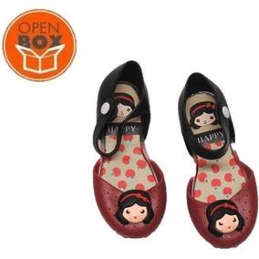 Openbox Zapatos Sandalia Princesa Magideal Para Niña -rojo/n
