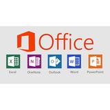 Licencia Original Office2013 Pro Plus Original 1pc 32/64bits