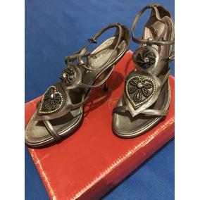 Zapatos Saverio Di Ricci N¿ 37 ( Usados 2 Veces )