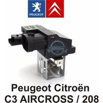 Resistencia Ventoinha Radiador C3 Aircross 208 Original