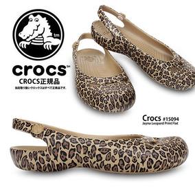 Crocs Zapatos Sandalias En Talla 6 Chanclas Playa Mujer