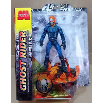 Tk0 Toy Marvel Select Ghost Rider 2007 Motoqueiro Fantasma