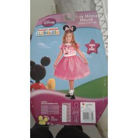 Vendo Disfraz De Minnie Mouse