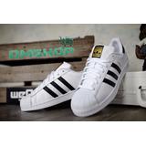 Tenis adidas Superstar 100% Originales, Teni, 8098568561