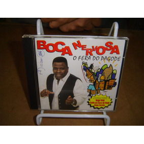Cd Boca Nervosa - A Fera Do Pagode