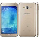 Celular Samsung Galaxy J5 Dourado, 4g, Dual Chip, Android 5.