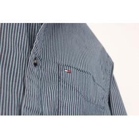 Camisa De Vestir Marca Tommy Hilfiger