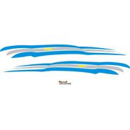 Calcos Tuning Laterales Motos 02 X Dos - Graficastuning