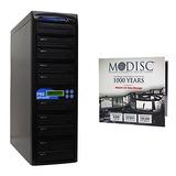 Produplicator 1 A 9 M-disc Soporte Cd Dvd Duplicador Paquete