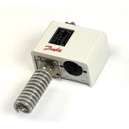 060l117166 Termostato Kp 75 0ºc A 40ºc Sensor Amb. Danfoss