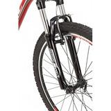 Bicicleta 26 Soul Ace 21v Vermelha (quadro 19)