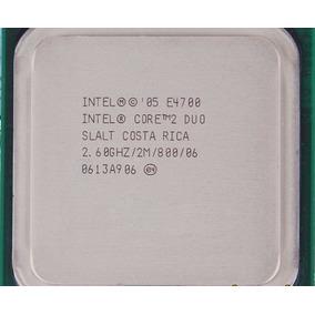 Processador Socket 775 Core 2 Duo 2,60 Ghz Barato