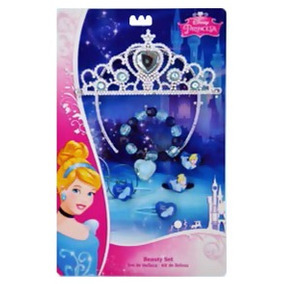 Corona Cenicienta C Pulsera Y Acc Princesa 4384 Clandestine