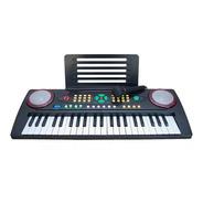 Teclado Mini Infantil 44 Teclas Turbinho Ym238c + Microfone