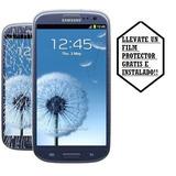 Pantalla Glass Samsung Galaxy S3 Con Colocación Gel Uv