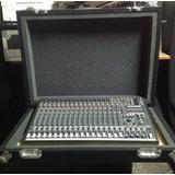 Consola Mackie Cfx20 . Amplificador Crown Xs 1200