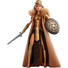 Boneca Barbie Collector Mulher Maravilha - Hippolyta