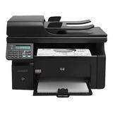 Impresora Hp Laserjet M1212mfp + Toner 85a