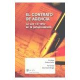 Contrato De Agencia. La Ley 12/1992 En La Jurisprudencia; F