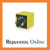 Rele Amarillo Electroventilador Corsa Original