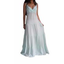 V1283 Vestido Casual Verano Azul - Somos It Girls