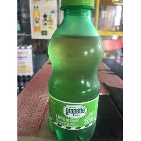 Refrigerante Grapette Uva Verde C/24 + Frete Grátis