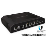 Toughswitch 5 Puertos Poe Ubiquiti Ubn-ts5
