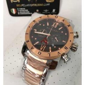 0236dccea8f Relogio Bvlgari Homem De Ferro 2 - Joias e Relógios no Mercado Livre ...