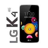 Lg K4 -k120ar 8gb 4g Lte 5mp - Libre + Film Templado + Cover