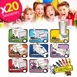 30 Souvenirs Infantiles Cumpleaños Juguete Para Armar Pintar