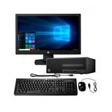 Pc Hp 280 G2 Sff Intel Core I3 4gb 1tb Monitor 18.5 Win10