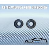Retén Válvula Ford Dirección Hidraulica (paquete 5 Piezas)