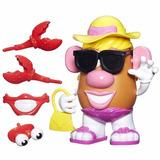 Brinquedo Boneco Senhora Batata Playset De Praia B1005