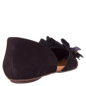 Zapato Vestir Mingo Mujer Negro - S498