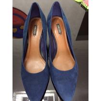Sapato Azul Marinho Arezzo 37