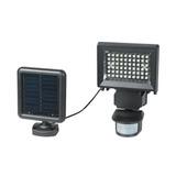 Luz Seguridad Movimiento Solar Duracell Led 400 Lúm 1500mah