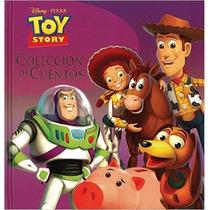 Libro Toy Story Colección De Cuentos- Disney- Pixar Nuevo