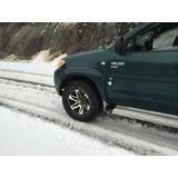 Alquiler De Camioneta 4x4 D.cabina Full Equipo Con Chófer