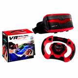 Vr Real Feel Racing Simulador De Realidad 3d Carrera Autos