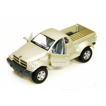 Auto Pickup Dodge Power Wagon Camioneta 1/42 Coleccion Rdf1