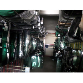 Vidro Citroen C3 Parabrisa 03/12 5 Portas Verde Faixa Azul B
