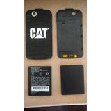 Tapa Posterior Y Baterias Celular Cat B15 Repuestos