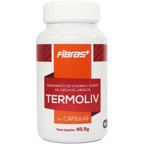 Termoliv 450mg 90 Cápsulas¿¿¿ Fibras + ¿¿¿ O Seca Barriga!
