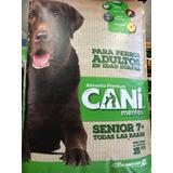 Cani Senior 15 Kg. Entrega Gratuita Quito