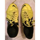 Guayos Futbol Sala Nike Usado Talla Americano 4.5 Y 36.5 Eur