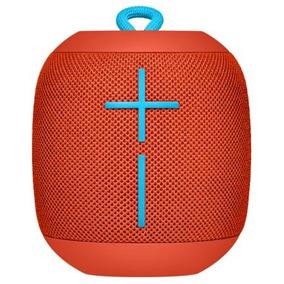 Caixa De Som Bluetooth Ue Wonderboom Vermelha Ipx7